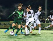 U19: Mit Galerie und TV: Viel Lob vom Bundesliga-Spitzenreiter