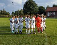 U14 gewinnt 9:1 im Testspiel gegen MTV Soltau