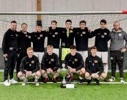 U17 gewinnt Turnier in Dorum