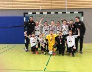U13 Bezirksmeister im Futsal JFV AOH