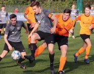 A/O/Heeslingens U19 beim JFV Norden das bessere Team