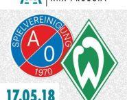 SV Werder Bremen in Ahlerstedt